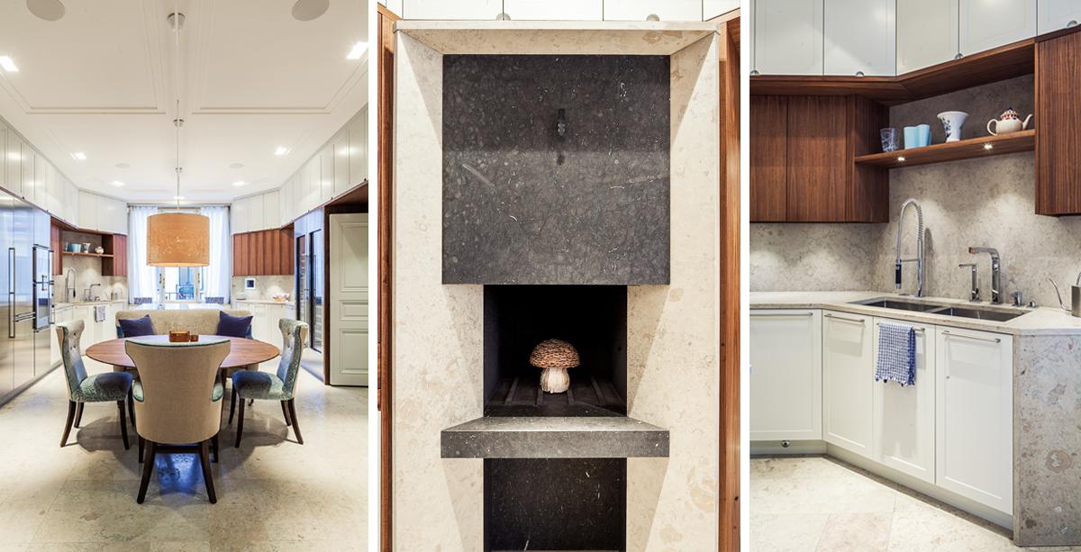Detaljer i renoverad lägenhet i Stockholm av Rex Arkitektbyrå