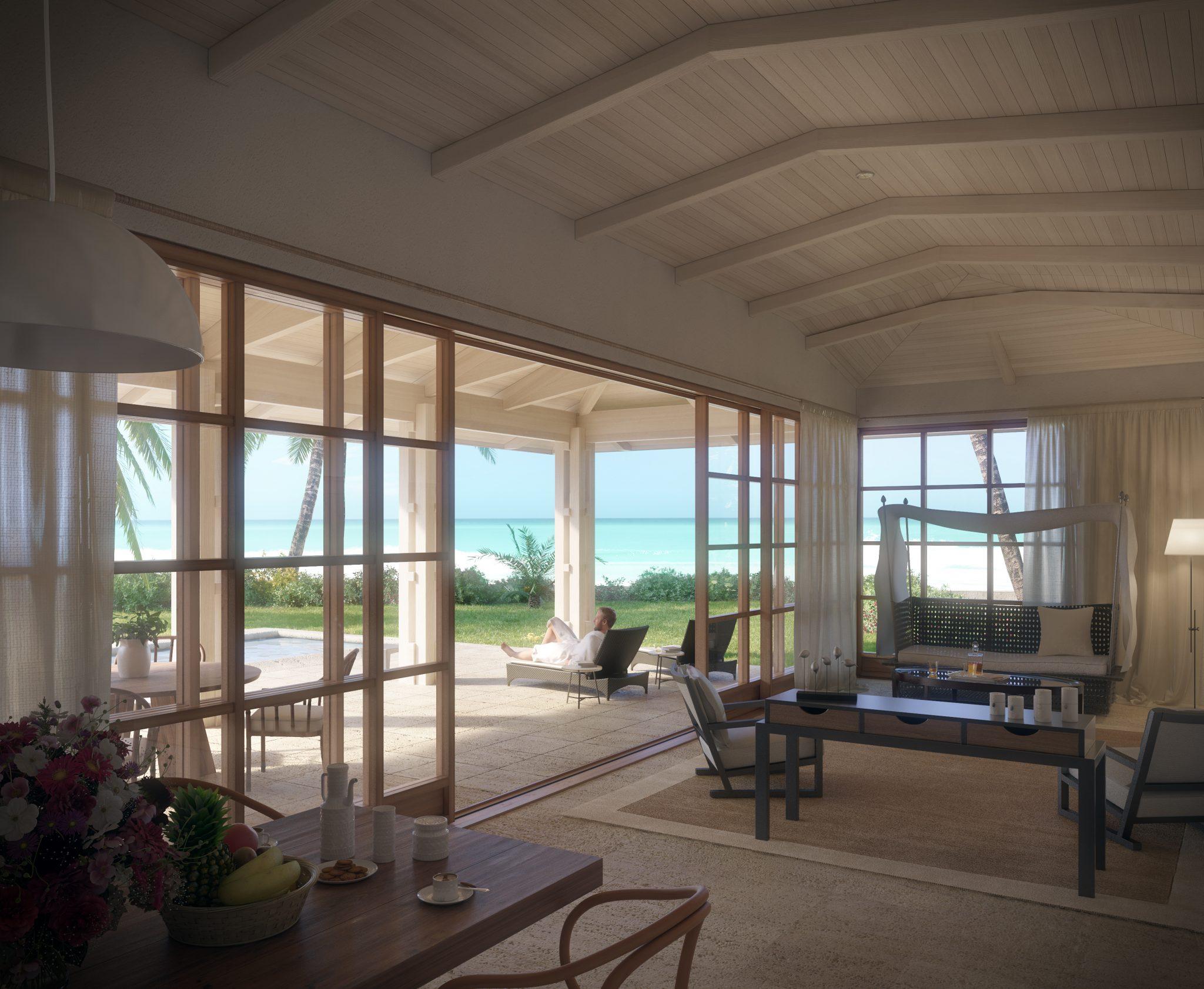 Strandvillor med fin utsikt, av Rex Arkitektbyrå
