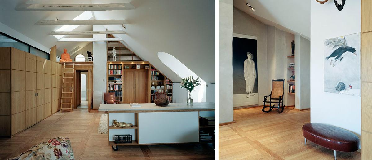 Omvandling av råvind till hem av Rex Arkitektbyrå