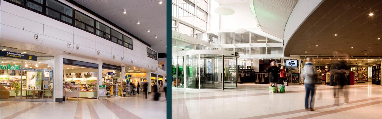 Rex Arkitektbyrå uppdaterade den stora fjärrbussterminalen Cityterminalen