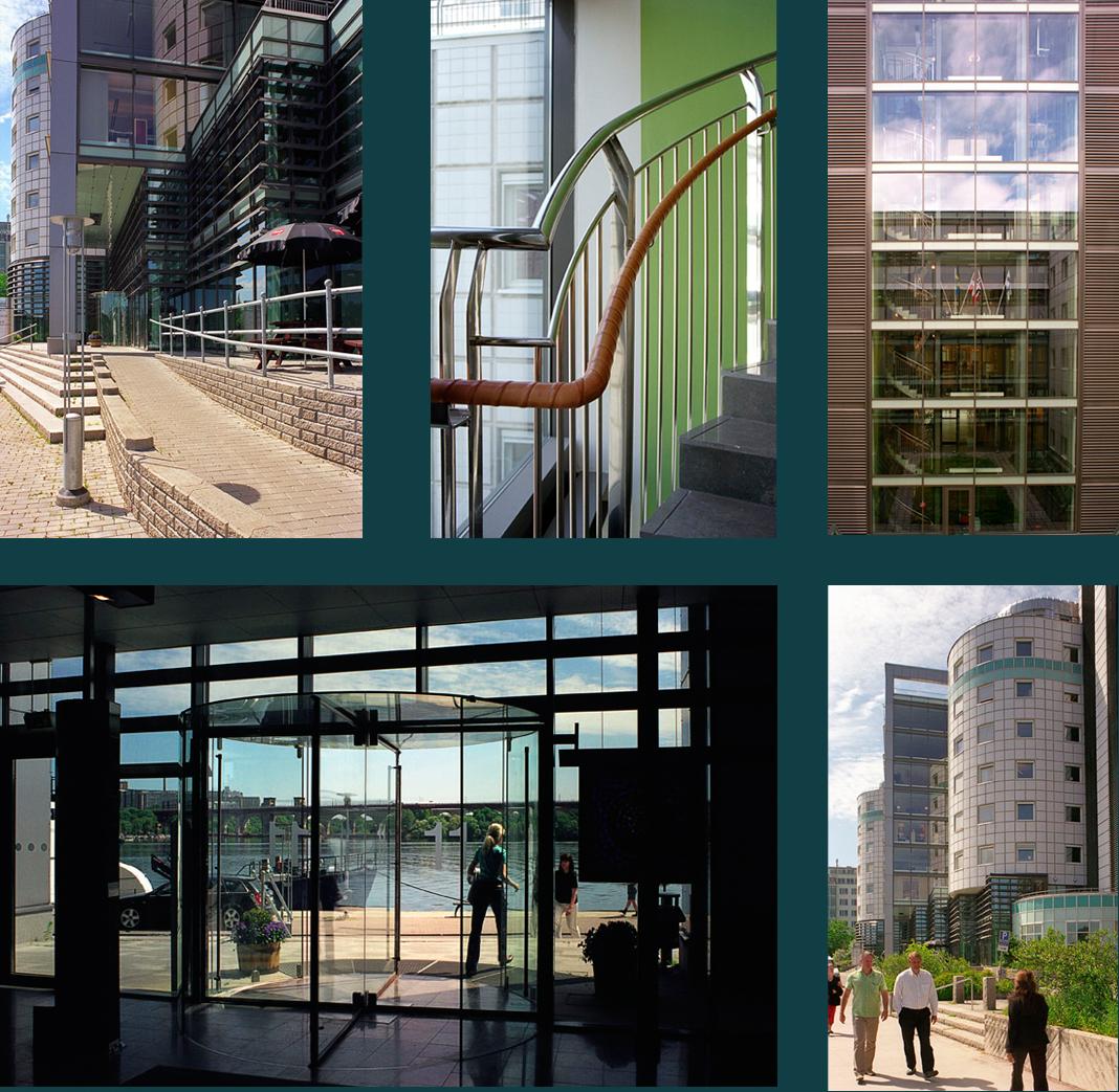 Renovering av kontorsbyggnad i Stockholm, av Rex Arkitektbyrå