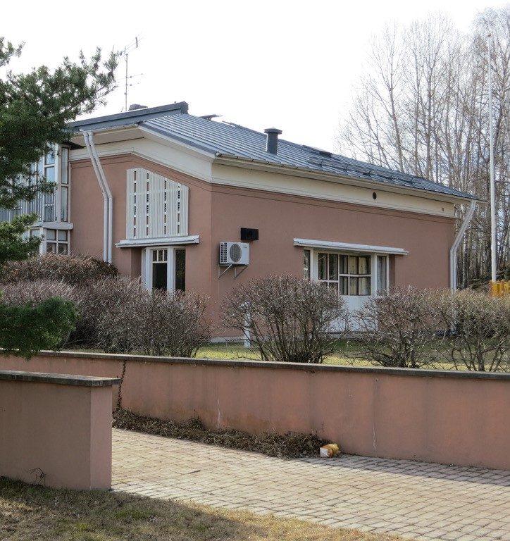 Ronald McDonald hus ritat av Rex Arkitektbyrå