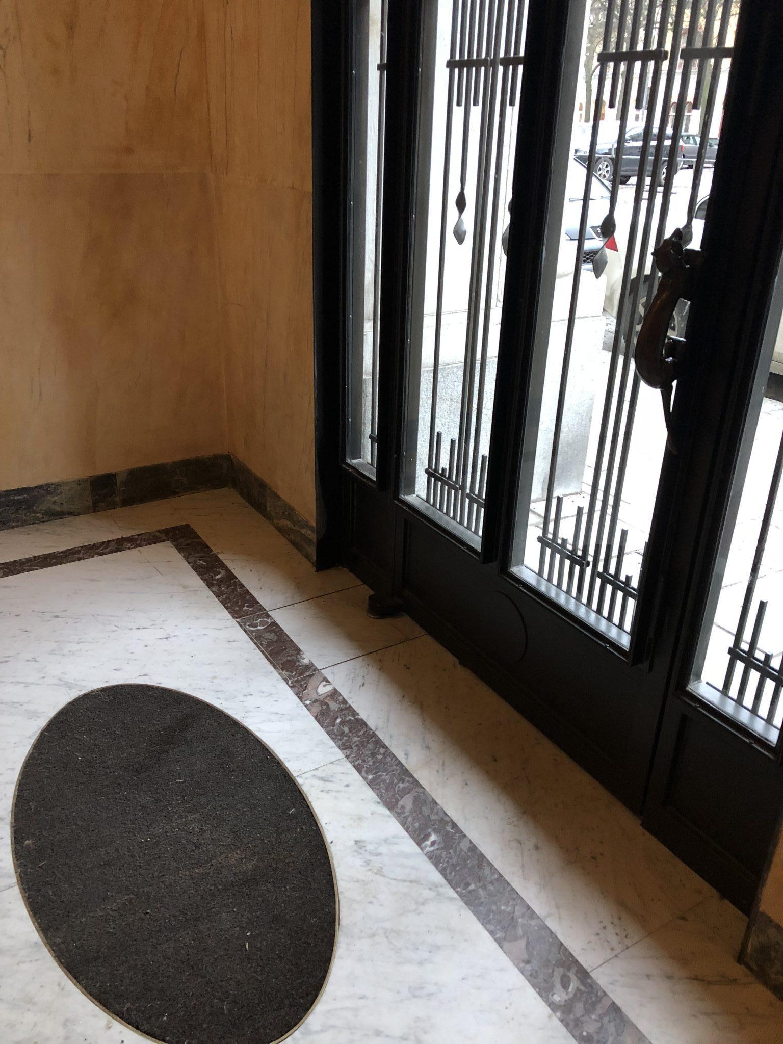 Noggrann renovering av trapphus i Stockholm, av Rex Arkitektbyrå