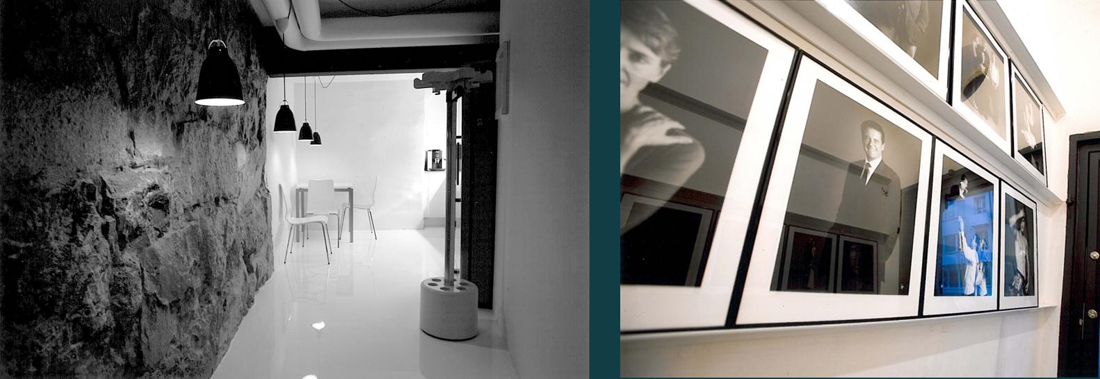 Rex Arkitektbyrå ritade en ny ateljé åt en av Stockholm mest populära porträttfotografer
