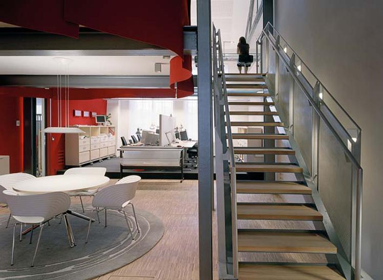 Rex Arkitektbyrå ritade om Gjuterihuset till ett nytt kontor för Semcon