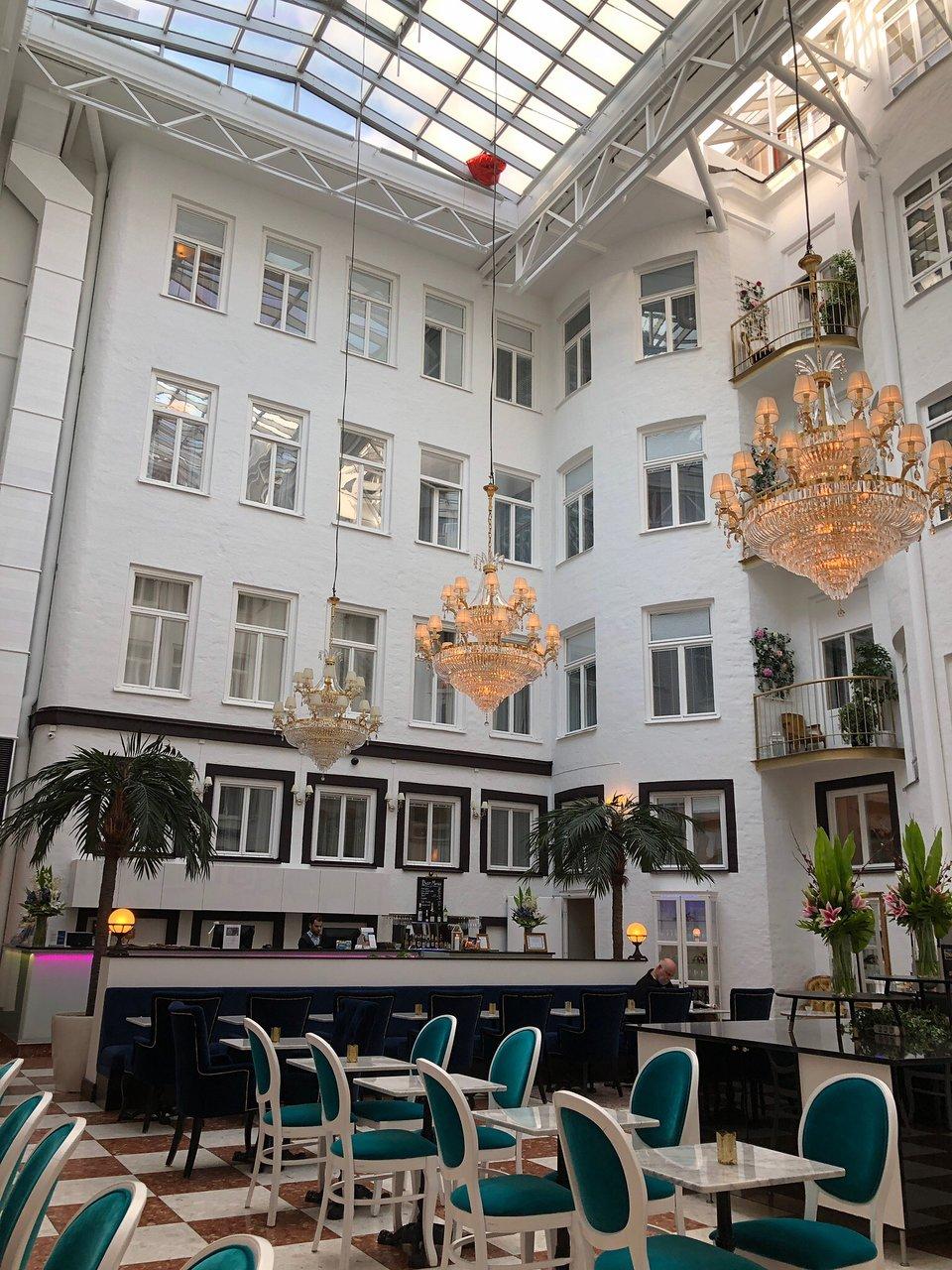 Best Western Hotel Bentleys i Stockholm ritat av Rex Arkitektbyrå